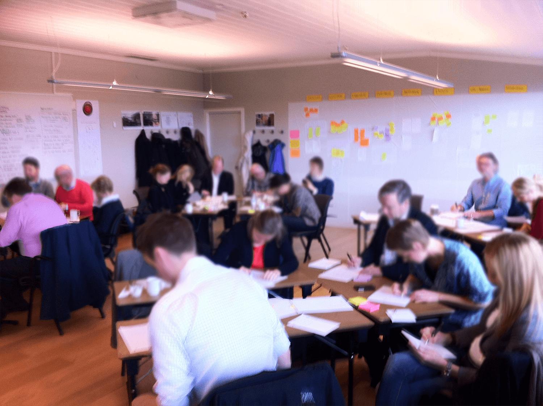 Volvo - Stakeholder workshop 1